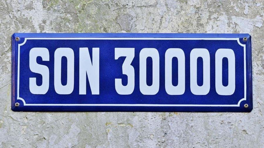 son 30,000