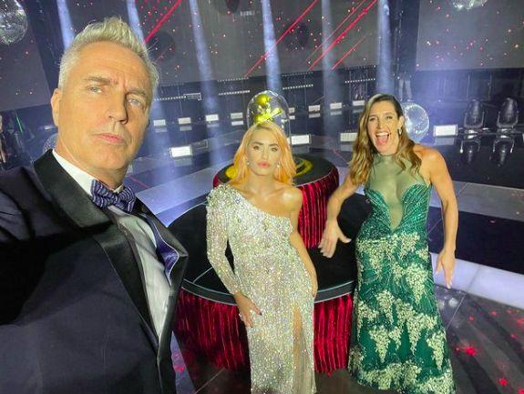 Los looks de Lali Espósito y Soledad Pastorutti para la final de La Voz Argentina