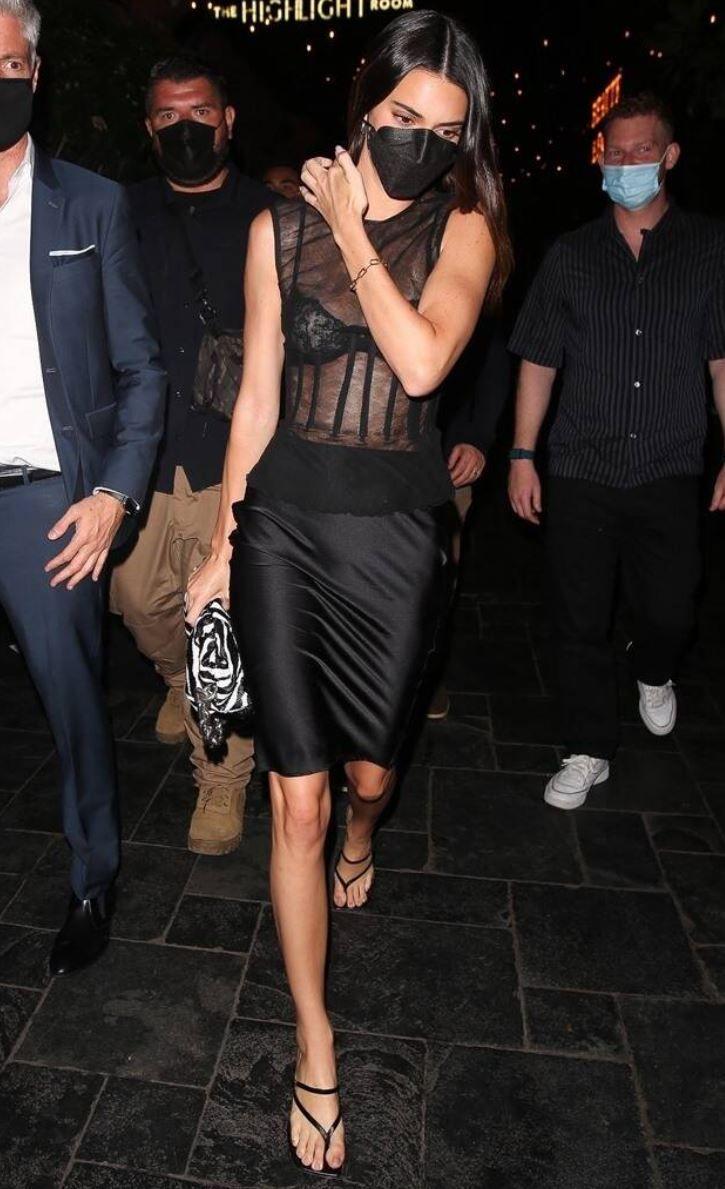 Trend Alert: Kendall Jenner revivió esta prenda de los 90