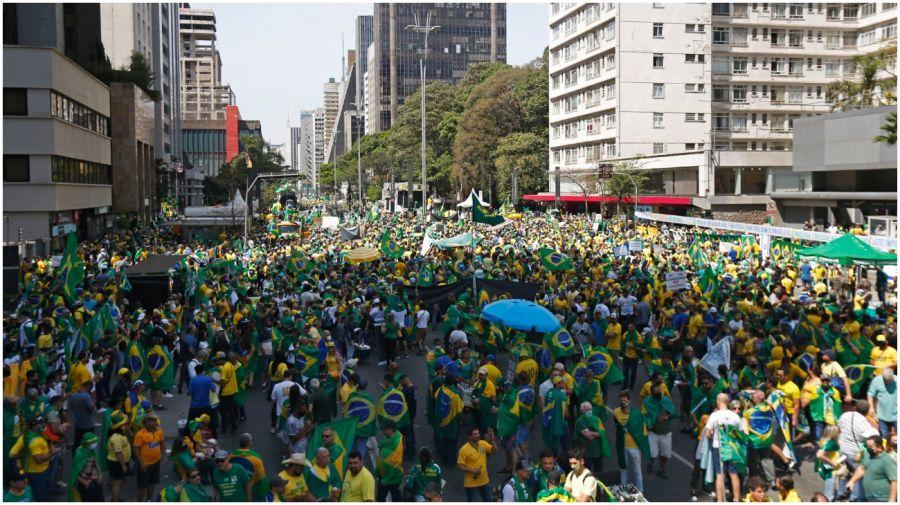 brasil marcha bolsonaro 07092021