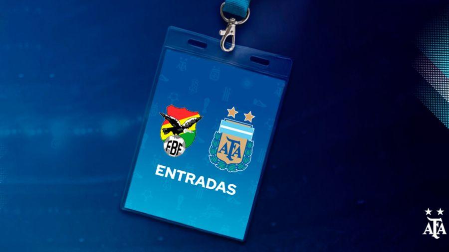 Tickets Argentina Bolivia