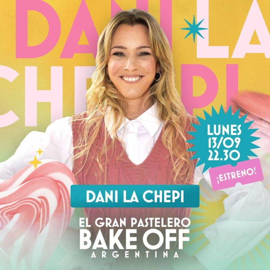 BakeOff Argentina: esta noche comienza la tercera temporada delreality