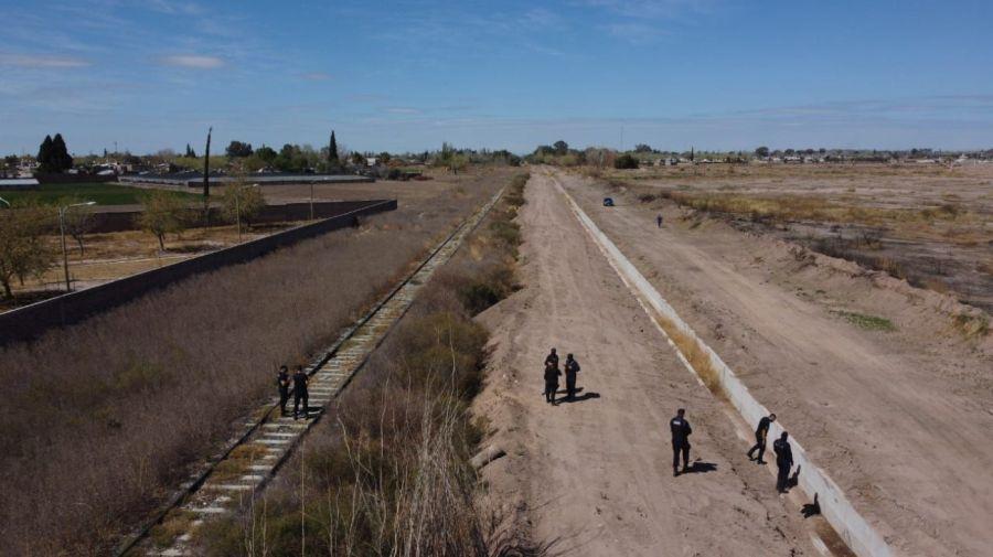 Guaymallén Mendoza tren g_20210908