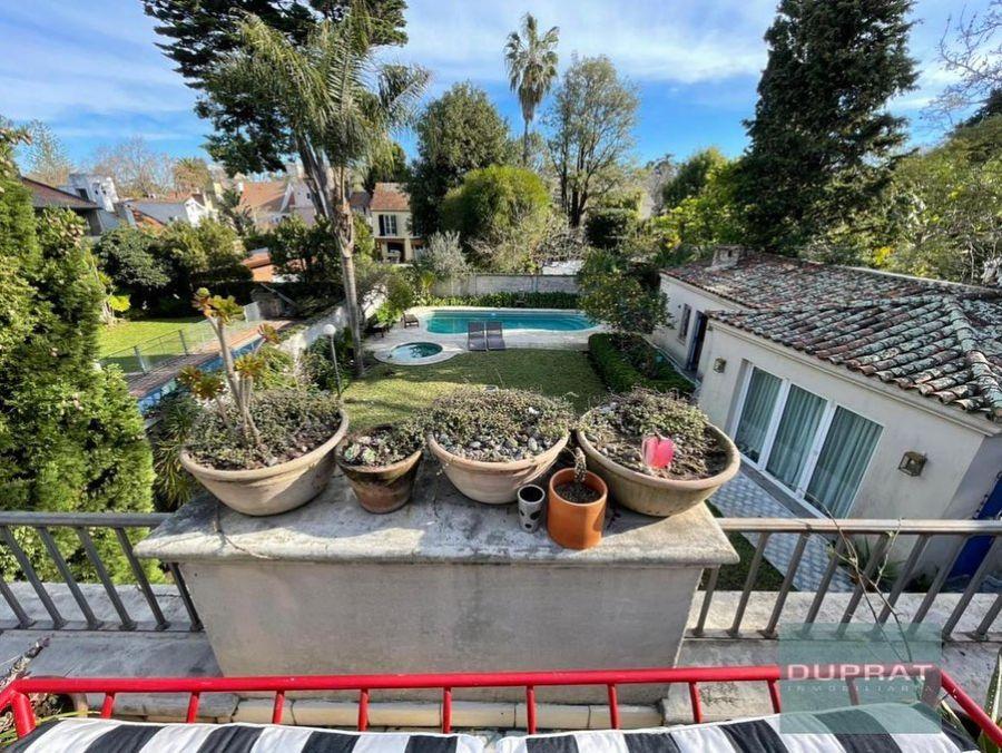 Las fotos de la mansión de Juana Viale que se puso a la venta por 950 mil dólares
