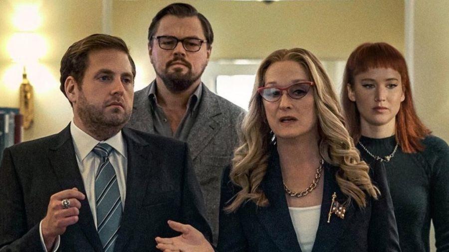 Leonardo DiCaprio, Meryl Streep y Jennifer Lawrence: sale a la luz el primer avance de