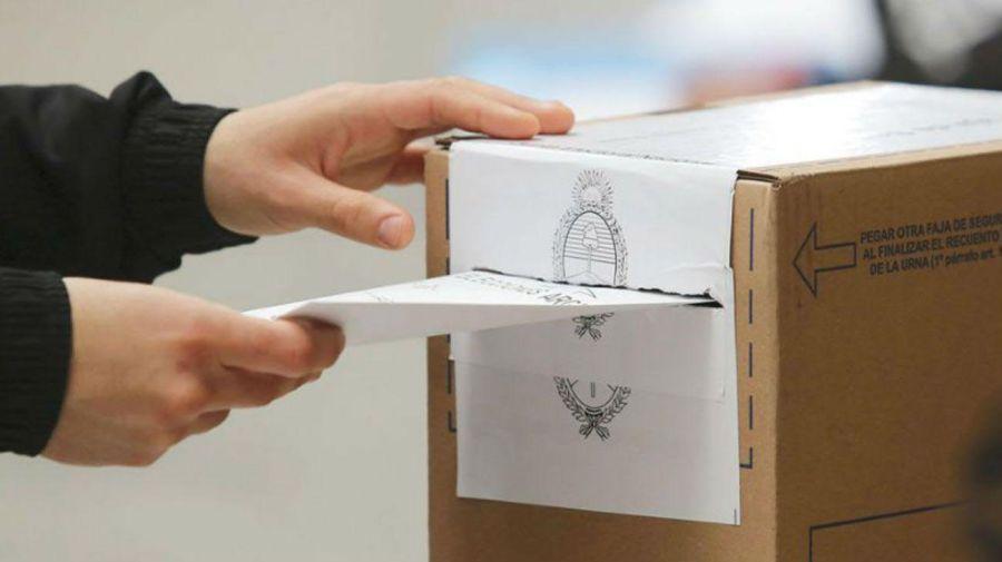 Urnas elecciones 20210908