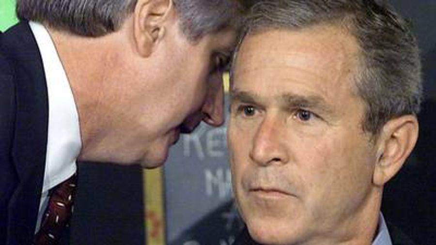 George Bush11 de septiembre