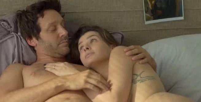 La China Suárez y Benjamín Vicuña, juntos: así son las fuertes escenas de su nueva serie