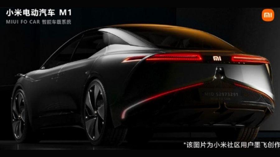 Xiaomi también prepara su auto eléctrico inteligente