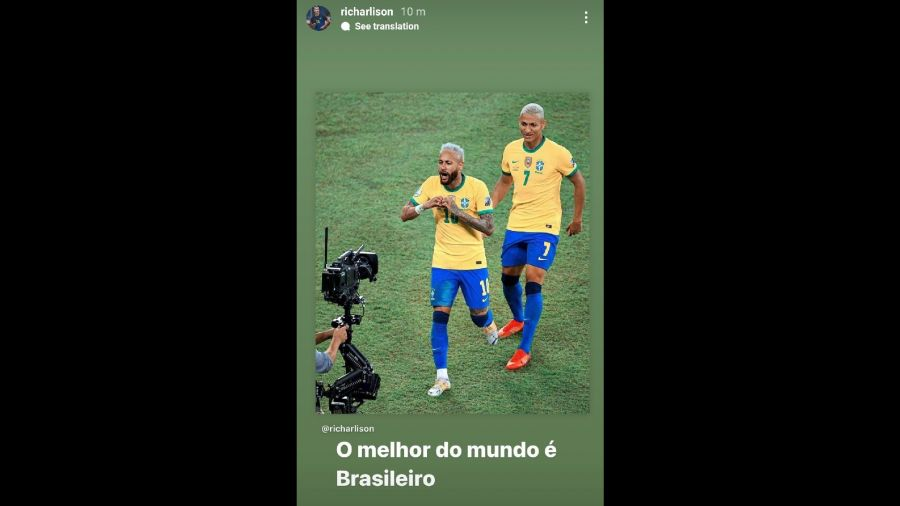 Richarlison-neymar