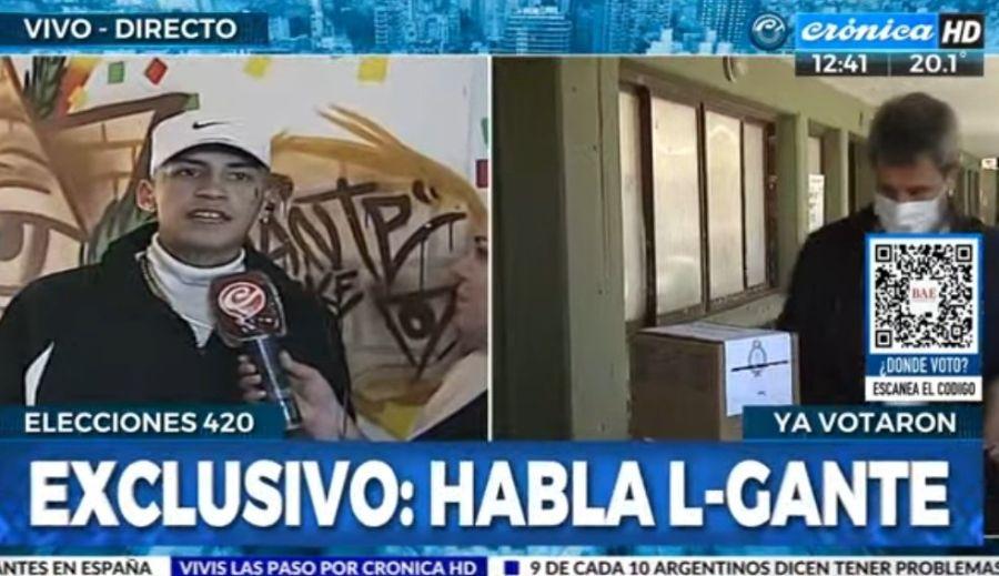 Crónica TV.