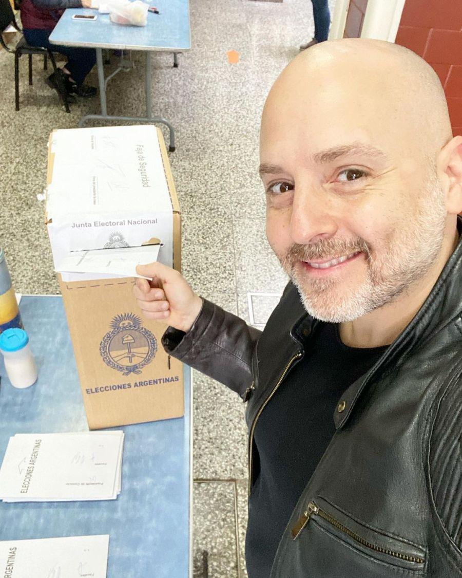 FOTOS   De Pampita a Mirtha: así fueron a votar los famosos en las PASO 2021