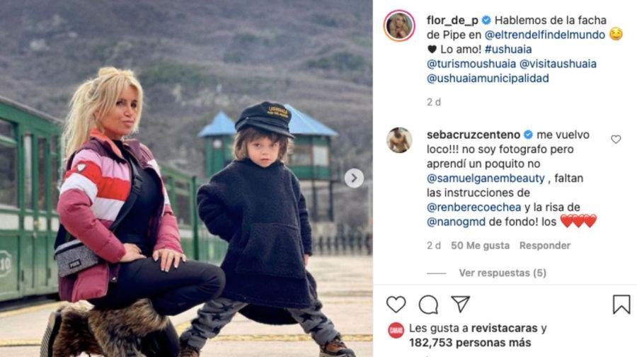 Desde Ushuaia, Florencia Peña respondió a lascríticaspor no votar en las PASO2021