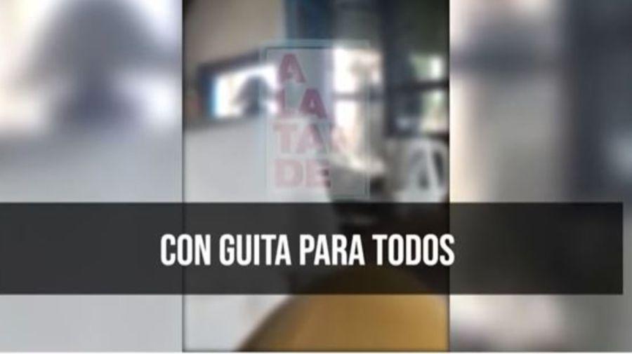 Carlos Perciavalle video escandaloso