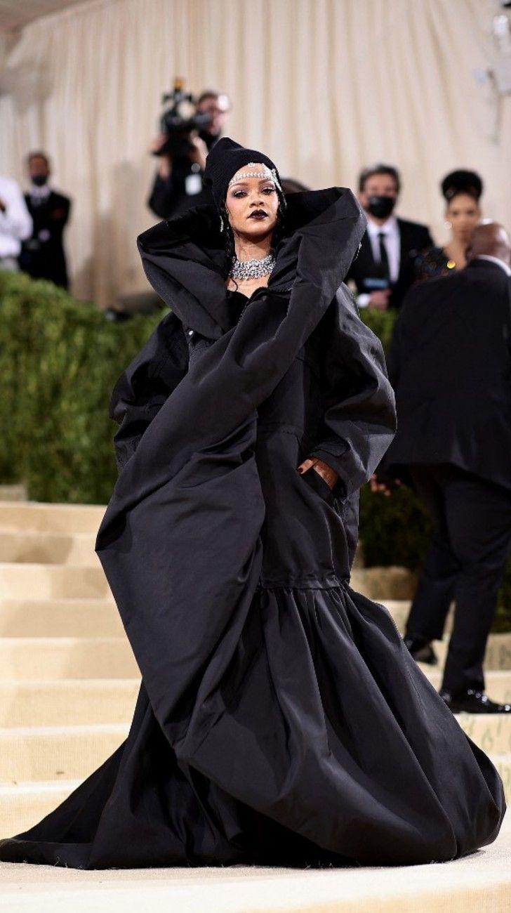 MetGala 2021: Los mensajes detrás de los atuendos de Kim Kardashian y Rihanna