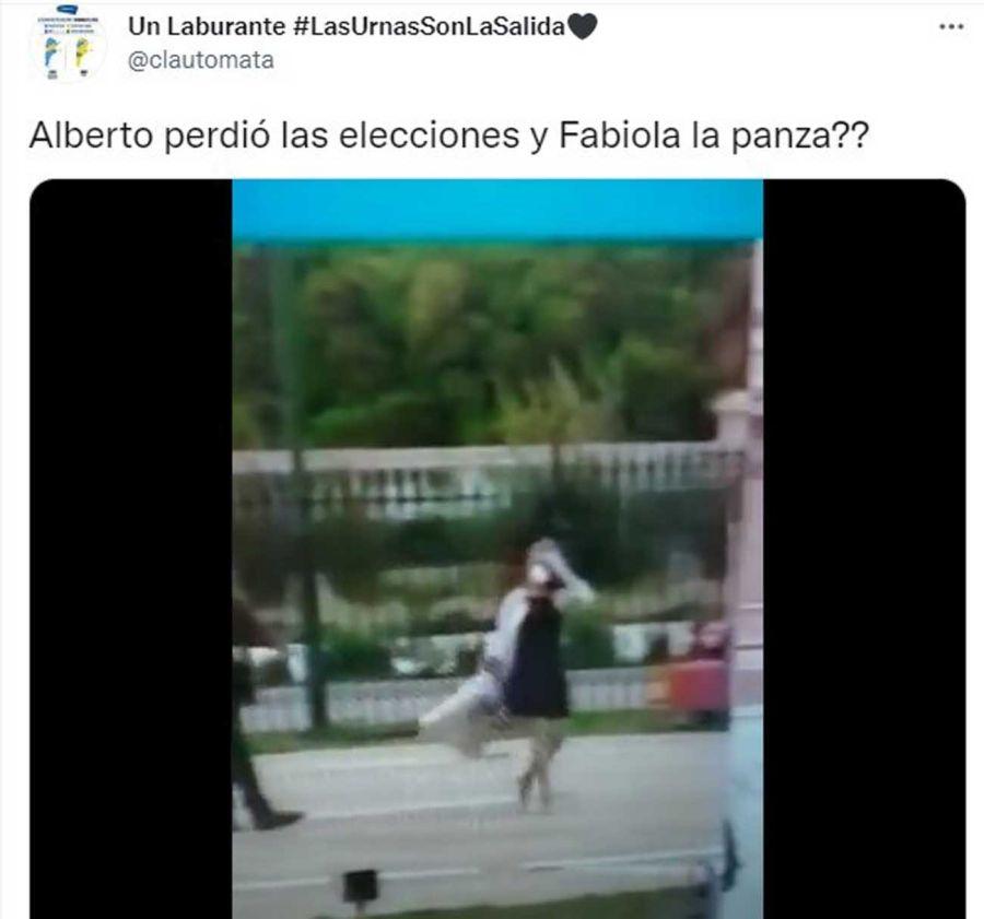 rumores de embarazo de Fabiola Yañez 20310914