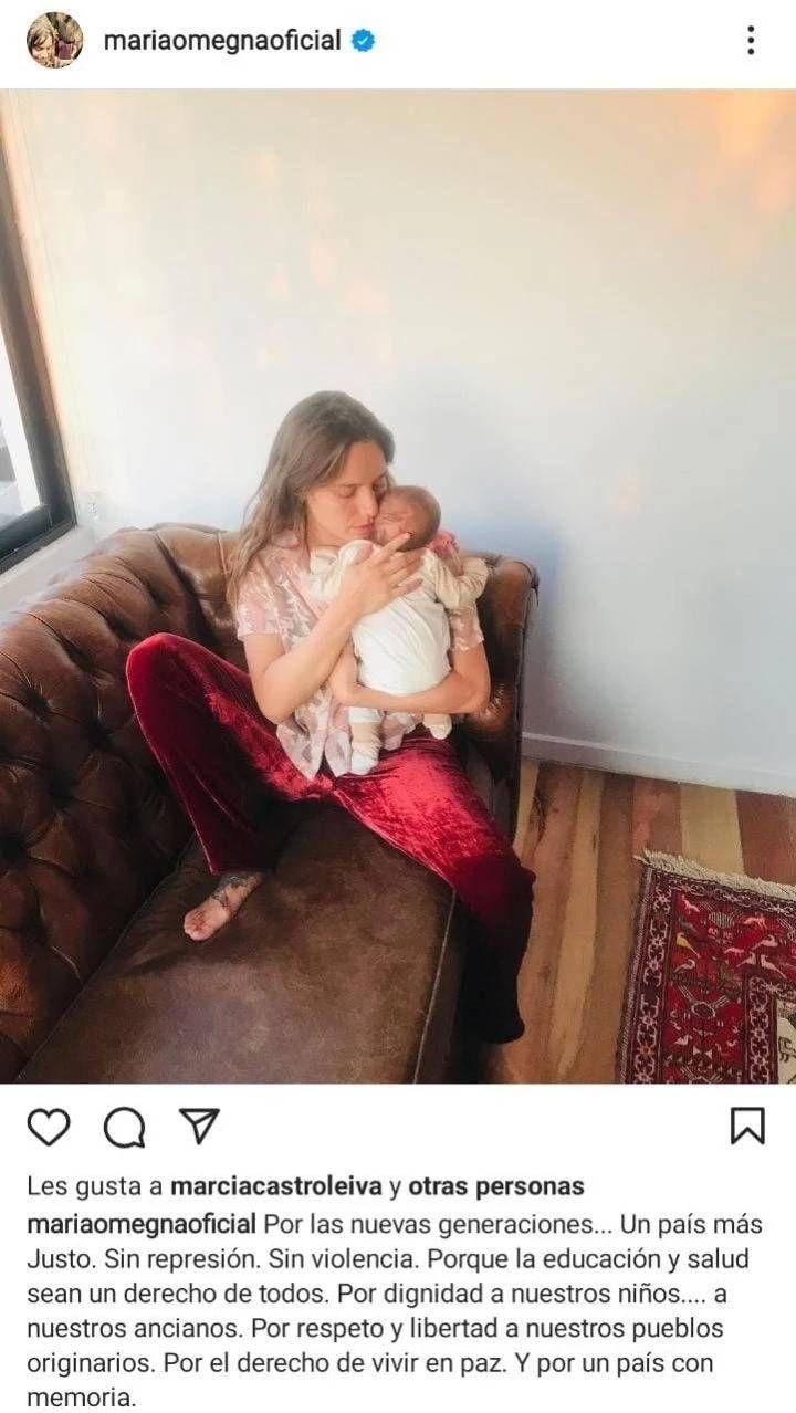 Así está hoy Anka, la hija menor de Gonzalo Valenzuela con María Gracia Omegna