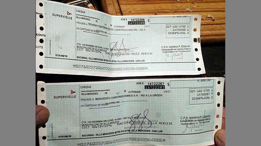 Cheques de Rodriguez Saá 20210915