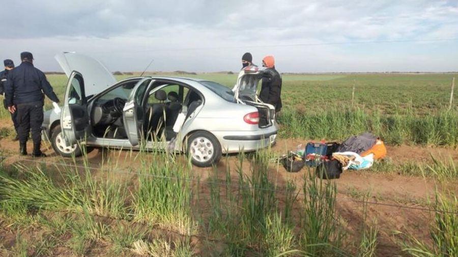 Un productor mató a tiros a dos ladrones que ingresaron a su campo 20210915