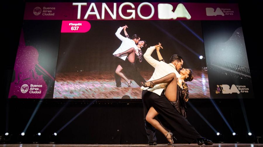 Festival de Tangos BA 20210916