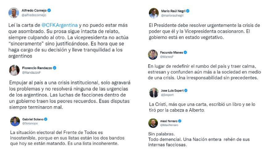 Oposición Twitter
