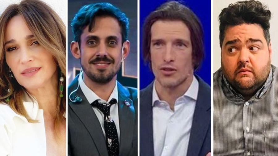 Veronica Lozano, Soy Rada, Ivan de Pineda y Dario Barassi