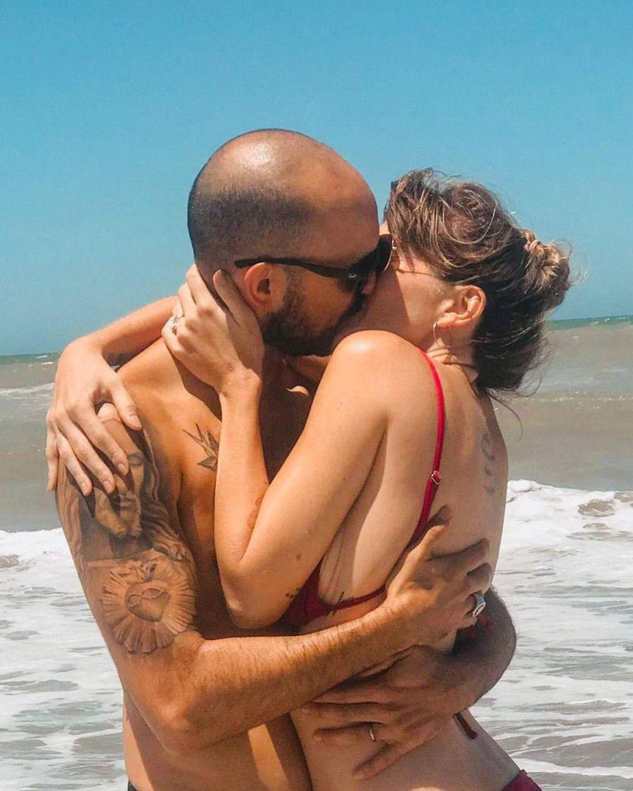 Abel Pintos y Mora Calabrese: Todos los detalles de una boda secreta en el Chaco