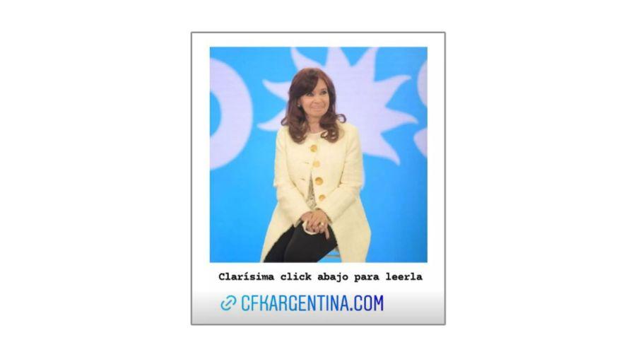 Florencia CFK