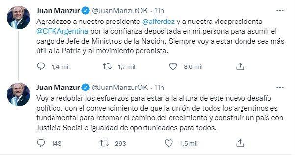 Juan Manzur: