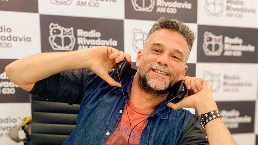 Lucas Bertero en Radio Rivadavia