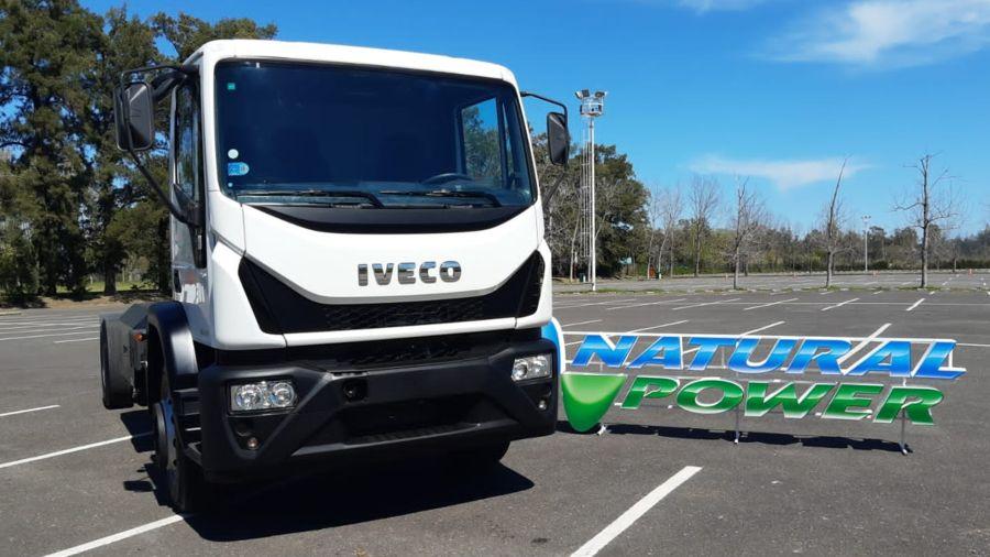 Así es el renovado Iveco Tector a GNC