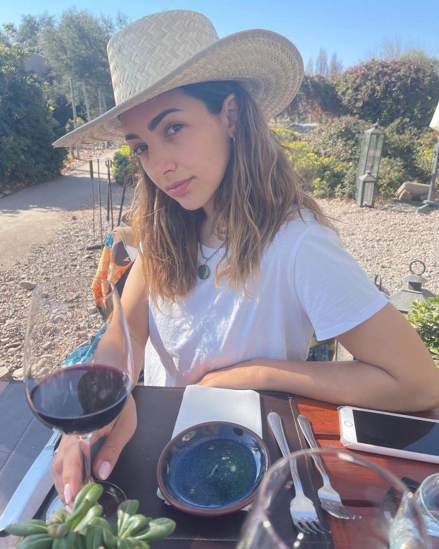 Descubren a Thelma Fardin muy cerca de Camilo Vaca Narvaja, ex de Florencia Kirchner