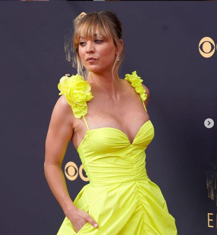 Emmy 2021 El amarillo fue el protagonista de la noche