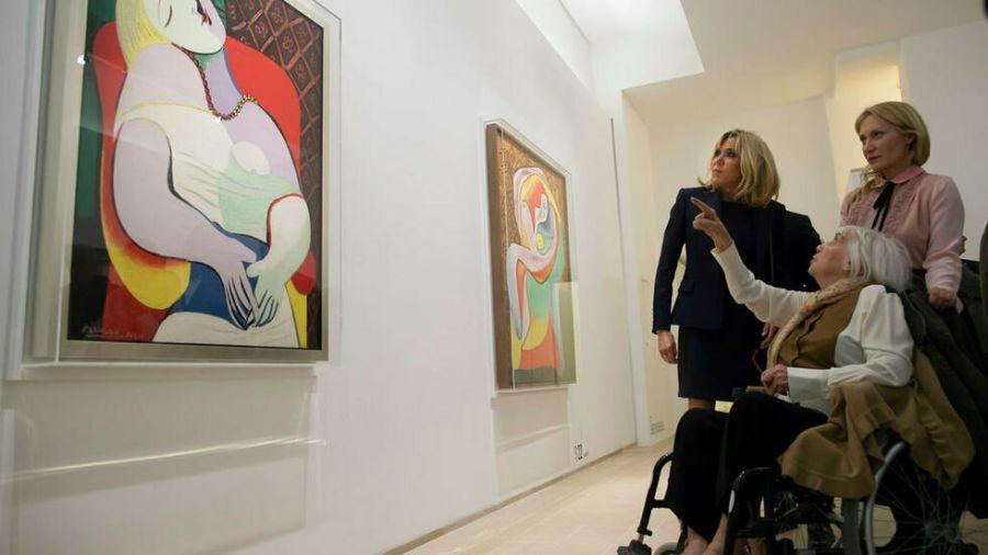 Hija de Picasso donó 9 obras de su padre al Museo Picasso de París
