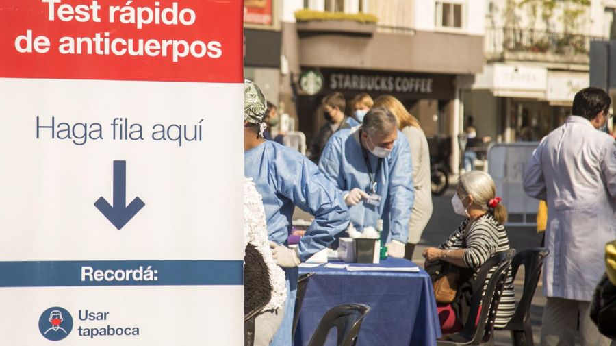 Secretaría de Salud municipal San Isidro 20210920