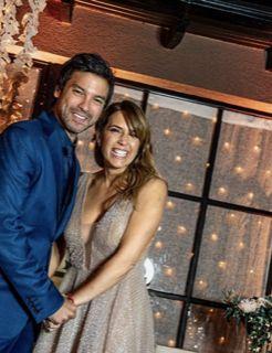 El Chino Leunis mostró las imágenes más lindas de su boda: