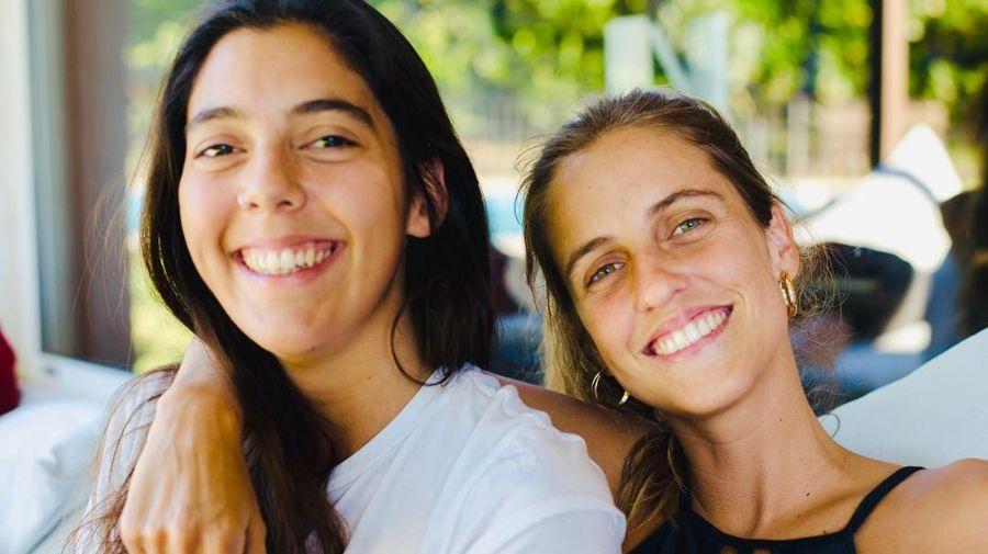 Malena Pizarro y Martina Feldkamp