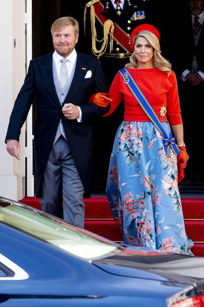 Máxima Zorreguieta: Cada detalles de un colorido atuendo para el Prinsjesdag