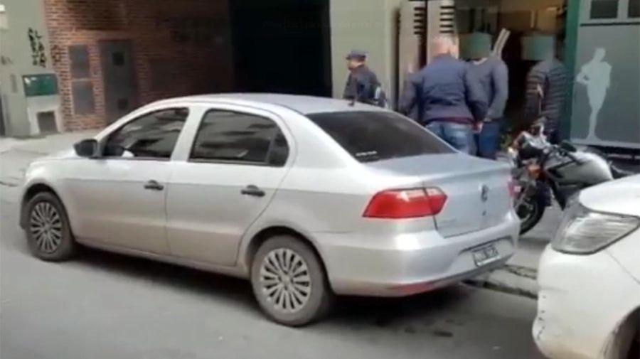 auto de la AFI que espió a CFK 20210922