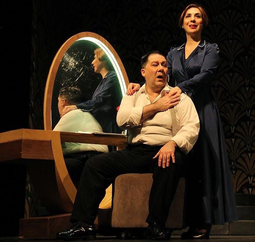 Con Gloria Carrá, Magnela Zanota, Marcos Montes y un gran elenco, la obra se puede ver todos los martes a las 20