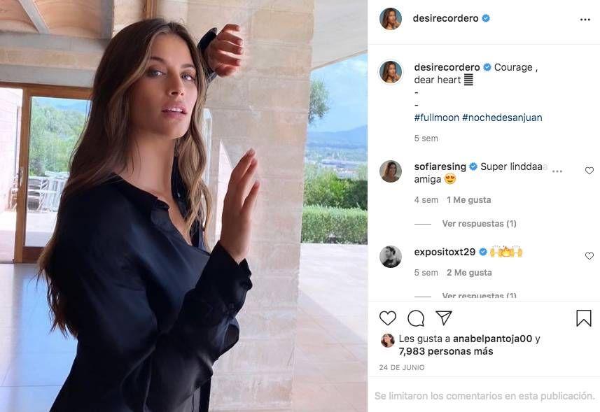 El mensaje de la novia de Mario Casas en medio de rumores con la China Suárez