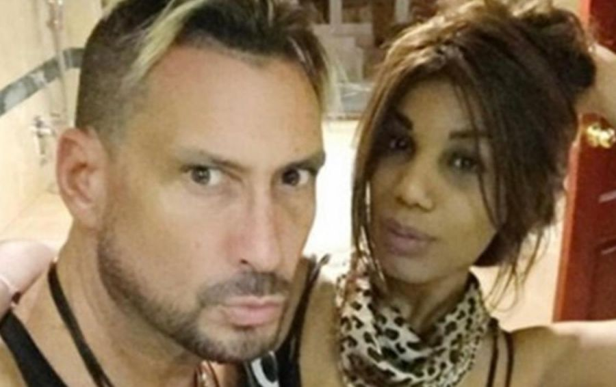 El Tirri compartió el emotivo recuentro con Mimi Alvarado, tras dos años de separación