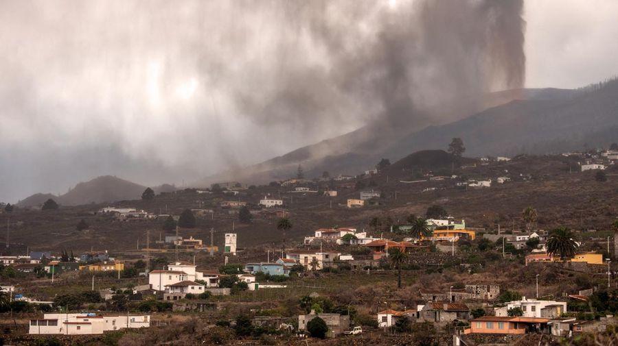 El volcán Cumbre Vieja 20210922