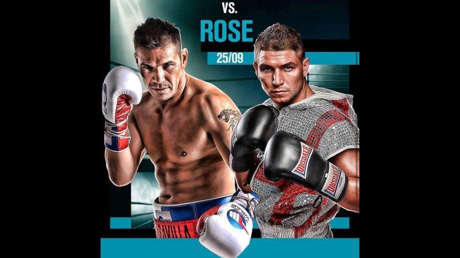 Afiche Maravilla Martínez Rose