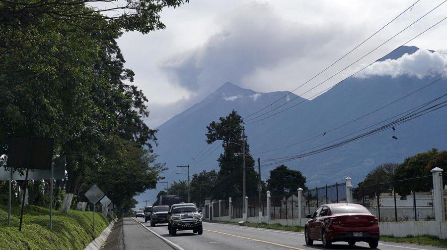 El volcán de Fuego 20210923