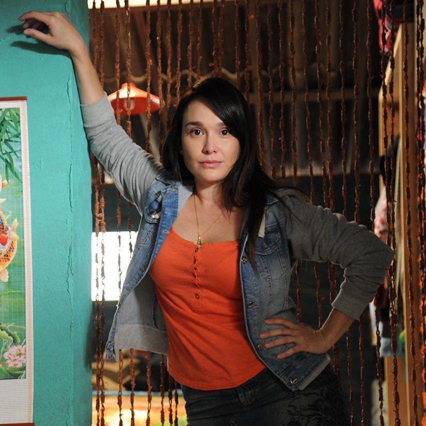 Lali González, la actriz paraguaya que la rompe en La 1-5/18