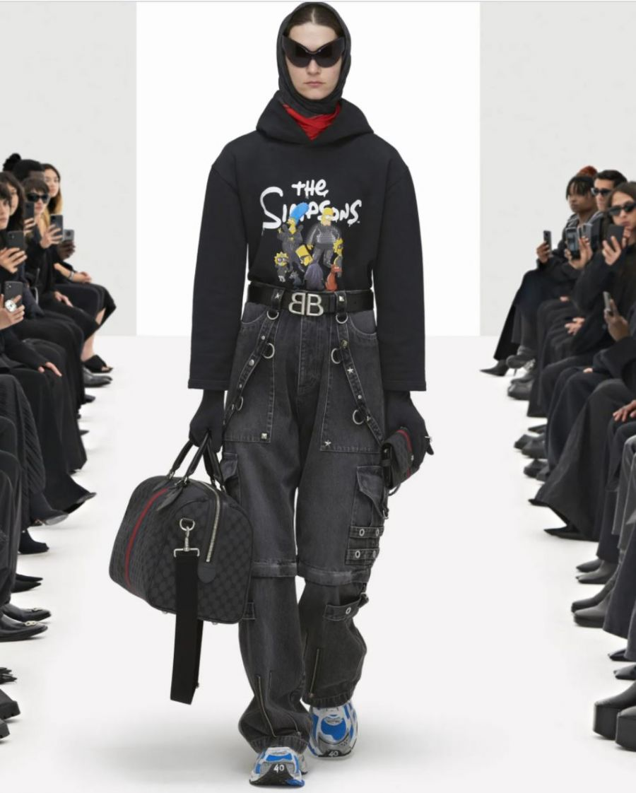 Los baggy jeans de los 90 regresan: Londres y Nueva York lo demuestran