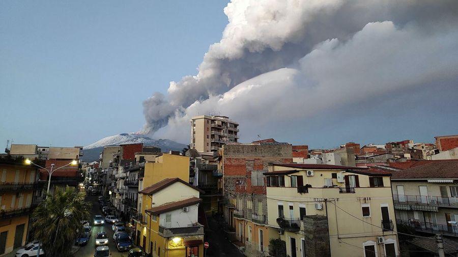 volcán Etna 20210923