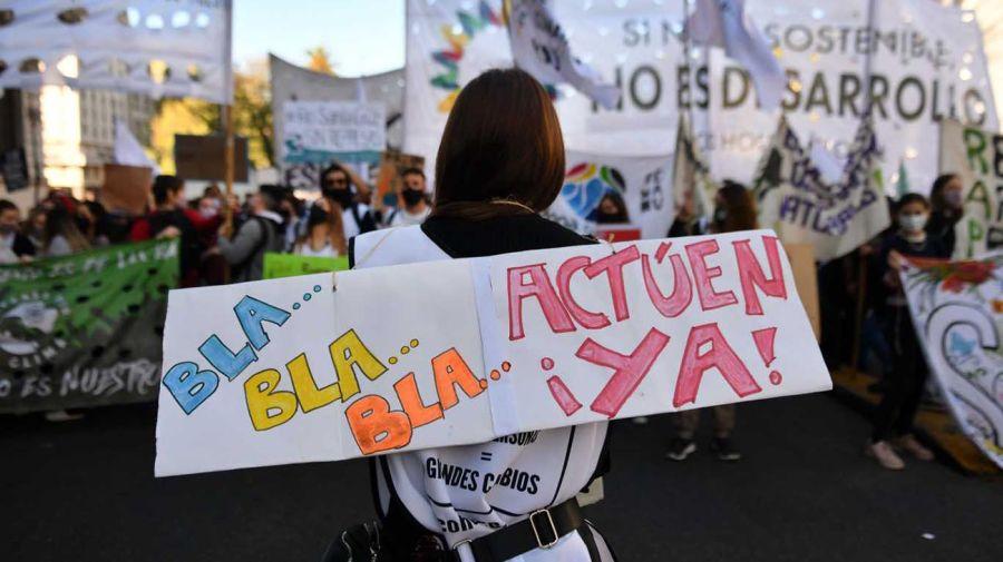 Huelga Mundial por el Clima 20210924