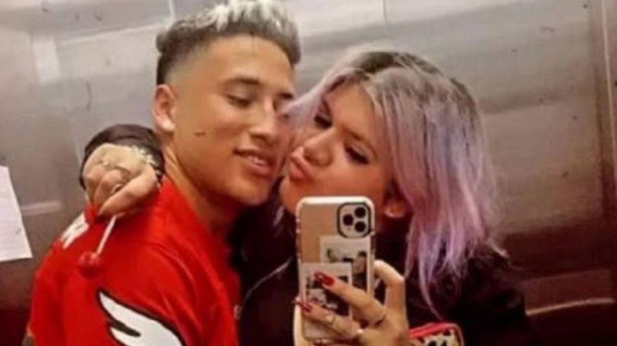 Morena Rial y Yao Cabrera